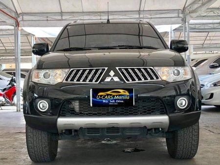 2013 Mitsubishi Montero Sport GLX AT Diesel