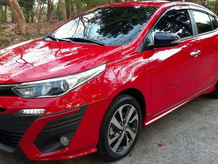 2018 Toyota Vios G for sale