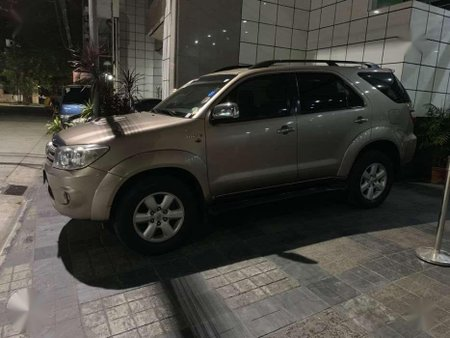 2009 Toyota Fortuner for sale