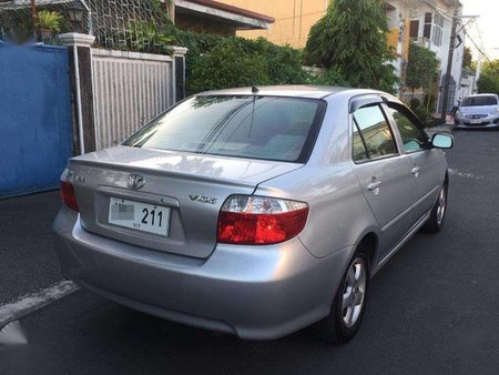 2004 Toyota Vios for sale