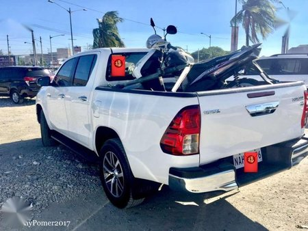 Toyota Hilux G 4x2 Automatic 2018 for sale