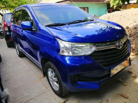 2016 Toyota Avanza 1.3E Automatic for sale