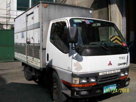 Mitsubishi CanterA Delivery Truck 1998 for sale