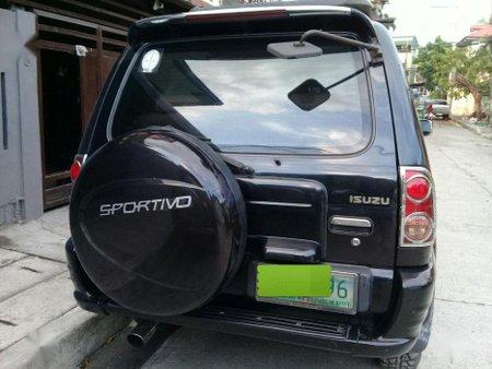 2006 Isuzu Sportivo for sale
