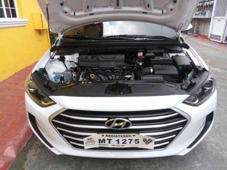 Hyundai Elantra MT 2017 for sale