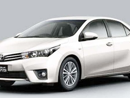 2015 Toyota Corolla Altis for sale