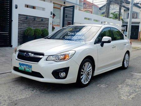 2013 Subaru Impreza Premium 2.0 A/T for sale