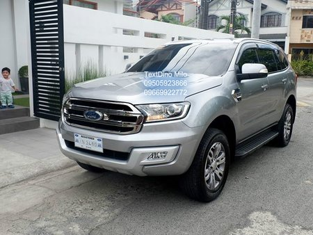 2017 Everest Trend A/T 2.2 Diesel for sale