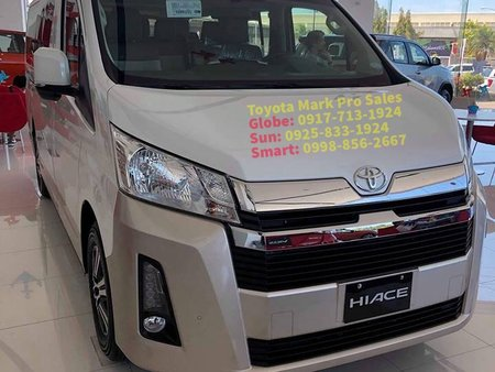 Selling Brand New Toyota Hiace 2019 in Taguig