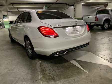 2016 Mercedes-Benz C200 for sale