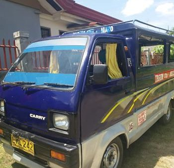 Sell Blue 2006 Suzuki Carry in Tagum