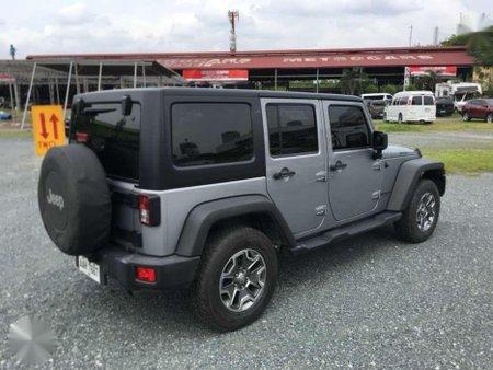 2014 Jeep Wrangler Rubicon for sale