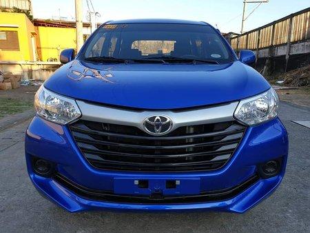 Toyota Avanza E 1.3L 2018 for sale