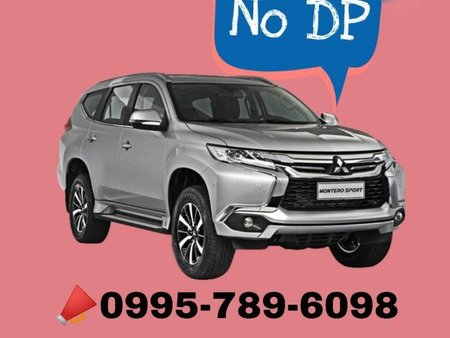 2019 Mitsubishi Montero Sport for sale