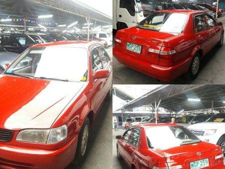 1999 Toyota Corolla Xe for sale