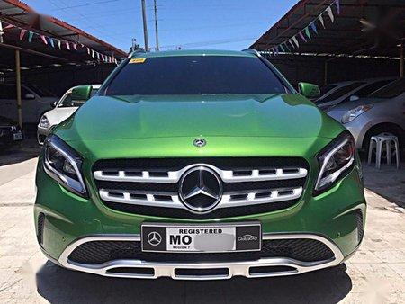2018 Mercedes Benz GLA for sale