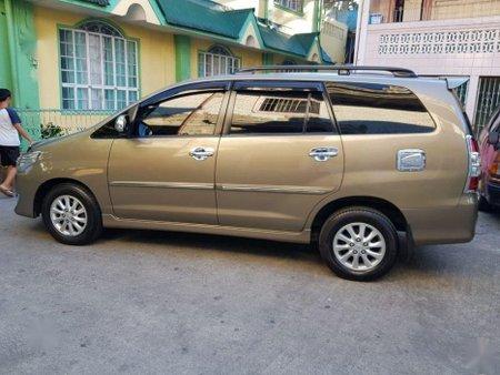 2012 Toyota Innova G for sale