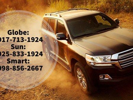 Selling Brand New Toyota Land Cruiser 2019 in Makati