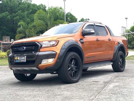 Ford Ranger 2017 >> Ford Ranger 2017 For Sale
