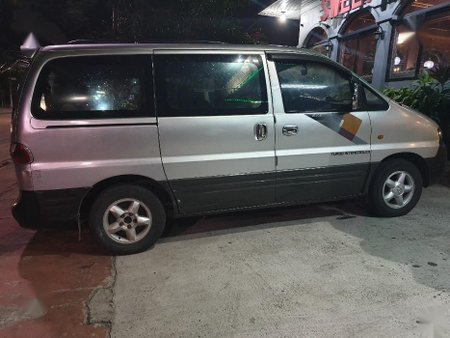 2nd Hand (Used) Hyundai Starex 2003 Automatic Diesel for sale in Marikina