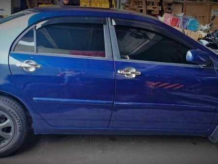 Selling 2nd Hand (Used) Toyota Corolla 2002 in Caloocan