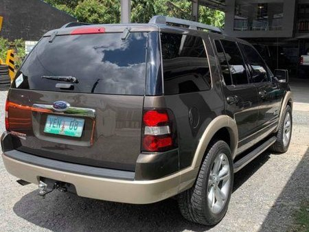 Selling Ford Explorer 2008 Automatic Gasoline in Quezon City