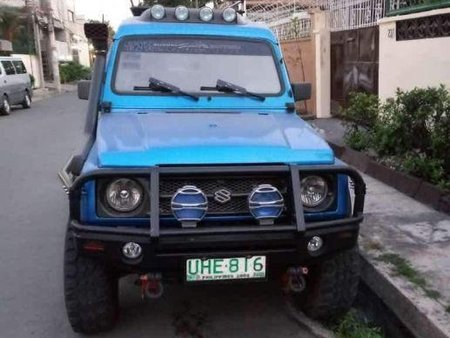 Suzuki Samurai 1996 Manual Gasoline for sale in Quezon City