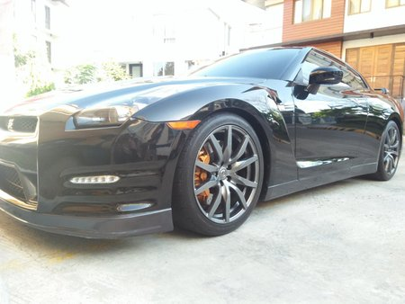 Used 2012 Nissan Gt-R R35 Gtr at 13000 km in Pasig