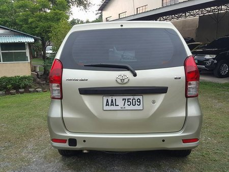 Toyota Avanza 2014 for sale