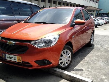 Selling Chevrolet Sail 2016 Manual Gasoline in Parañaque