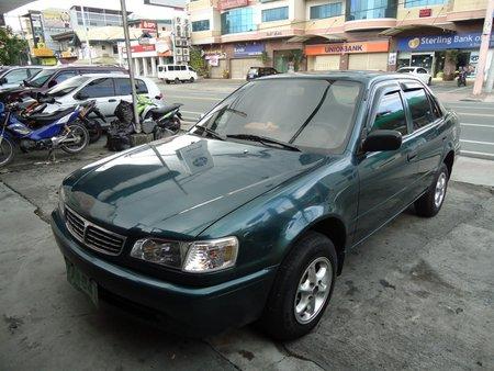 2001 Toyota Corolla Lovelife M/T