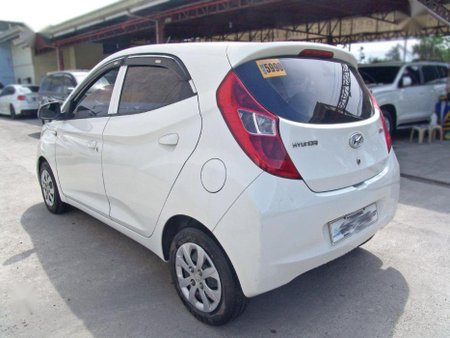 Hyundai Eon 2017 Manual Gasoline for sale in Mandaue