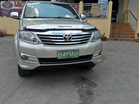 Toyota Fortuner Automatic Diesel for sale in Candaba