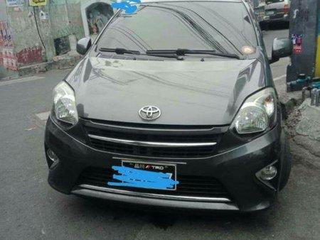 Selling Toyota Wigo 2018 Automatic Gasoline in Manila