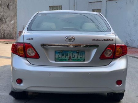 2nd Hand (Used) Toyota Corolla Altis 2008 Automatic Gasoline for sale in Valenzuela