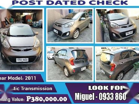 2011 Kia Picanto for sale in Manila