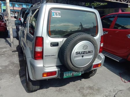 2nd Hand (Used) Suzuki Jimny 2012 Manual Gasoline for sale in Quezon City