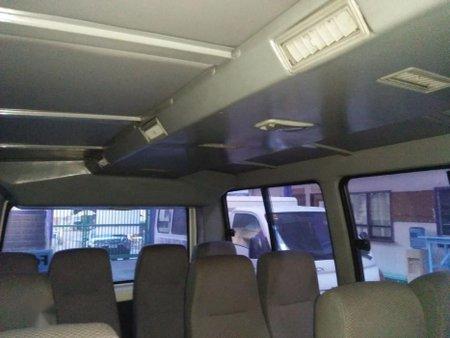 2nd Hand Isuzu I-van 2014 Van for sale in Quezon City