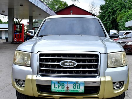 2008 Ford Everest 4x2 AT for sale