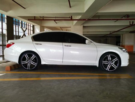 Selling Honda Accord 2014 Automatic Gasoline in Quezon City