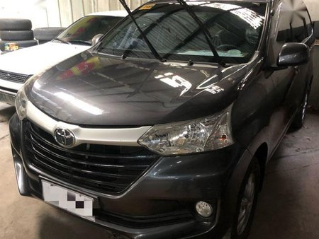 2nd Hand Toyota Avanza 2016 Manual Gasoline for sale in Quezon City