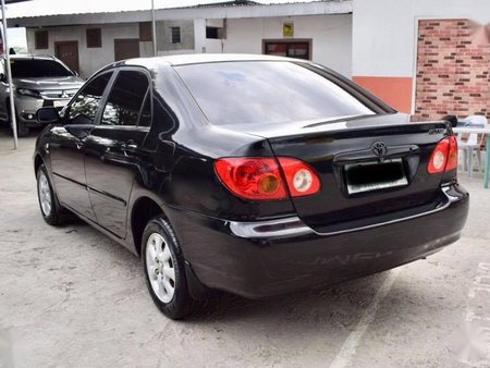 Selling 2nd Hand Toyota Corolla Altis 2002 in Tanjay