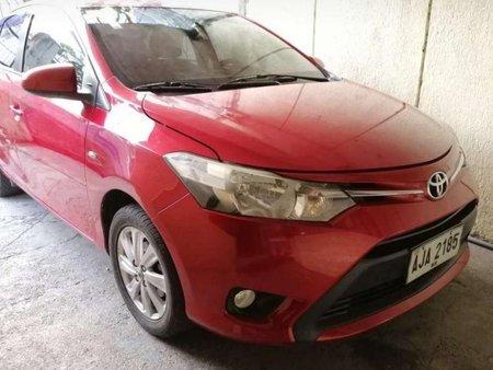 Selling Toyota Vios 2015 Manual Gasoline in Parañaque
