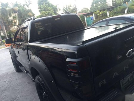 Selling 2nd Hand 2013 Ford Ranger Automatic Diesel at 100000 in San Fernando