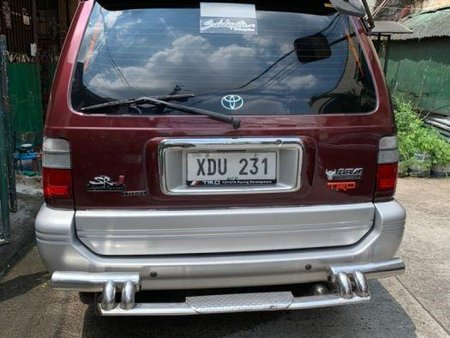 Used Toyota Revo 2002 Manual Gasoline for sale in Quezon City