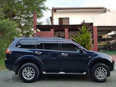 2nd Hand Mitsubishi Montero 2013 Manual Diesel for sale in Caloocan