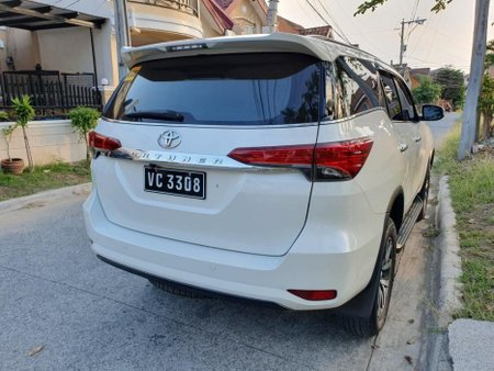 Selling 2nd Hand Toyota Fortuner 2016 in Bacoor