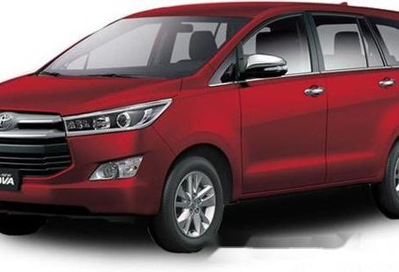 Selling Toyota Innova 2019 Automatic Gasoline in Quezon City