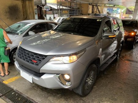 Sell 2nd Hand 2017 Toyota Fortuner at 22000 in Taguig