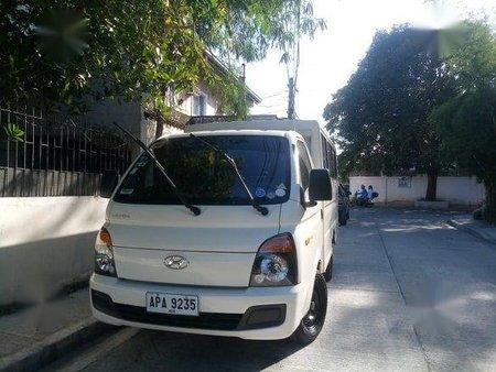 Selling Hyundai H-100 2015 Van Manual Diesel in Las Piñas